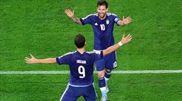 Messi'den Higuain'e tam destek!