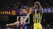 Fenerbahçe Doğuş güle oynaya kazandı (ÖZET)