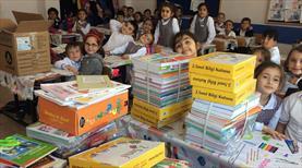 Anadolu Efes'ten kitap kampanyası