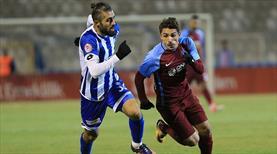 Trabzon'da yedeklere gün doğdu