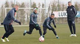 Atiker Konya'da kupa mesaisi başladı