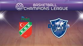 Pınar Karşıyaka -  Dinamo Sassari