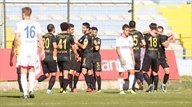 İstanbulspor deplasman golüyle turladı