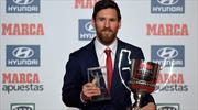 Messi ödüle doymuyor!