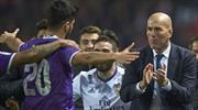 Zidane Barça'yı ikiye katladı