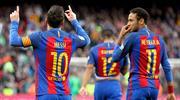 Barcelona ter attı (ÖZET)