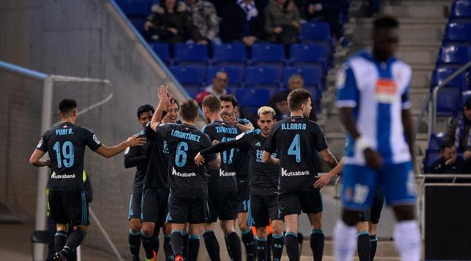 Sociedad Espanyol'a acımadı!