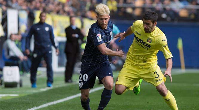 Malaga kaçtı, Villarreal yakaladı! (ÖZET)