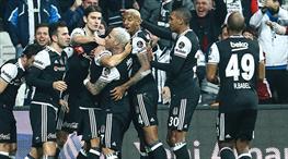 İşte Beşiktaş - Akhisar Belediyespor maçının özeti