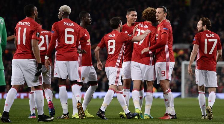 Old Trafford'da Zlatan'ın gecesi...