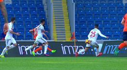 İşte Başakşehir'in penaltı beklediği an!