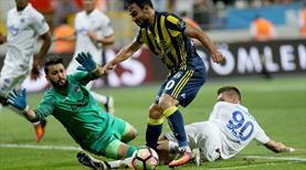 Kağıt üzerinde Fenerbahçe
