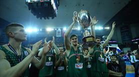 Türkiye Kupası'nda şampiyon Banvit