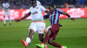 Trabzonspor-Aytemiz Alanyaspor maçının yıldızı kim?