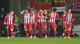 Atletico Madrid turu cebine koydu!