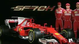 Ferrari yeni aracını tanıttı!