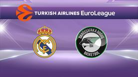 Real Madrid-Darüşşafaka Doğuş