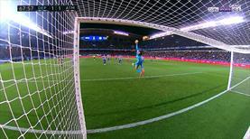 Bu gol ayakta alkışlanır! Griezmann'dan jeneriklik gol!
