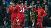 Dev maçta zafer Liverpool'un! Wenger'e son darbe! (ÖZET)