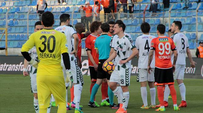 Adanaspor'a 2 maç ceza!