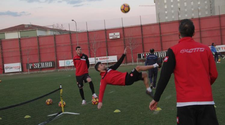 Gençlerbirliği Galatasaray'a hazır