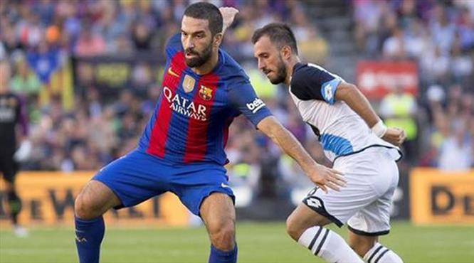 """Emre Çolak da Barcelona'da oynayabilir"""