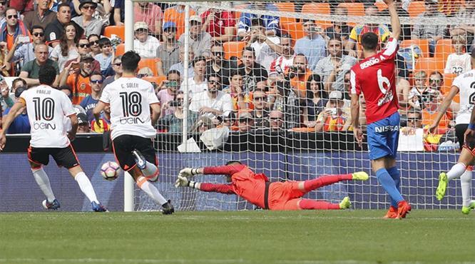 Valencia başa sardı (ÖZET)