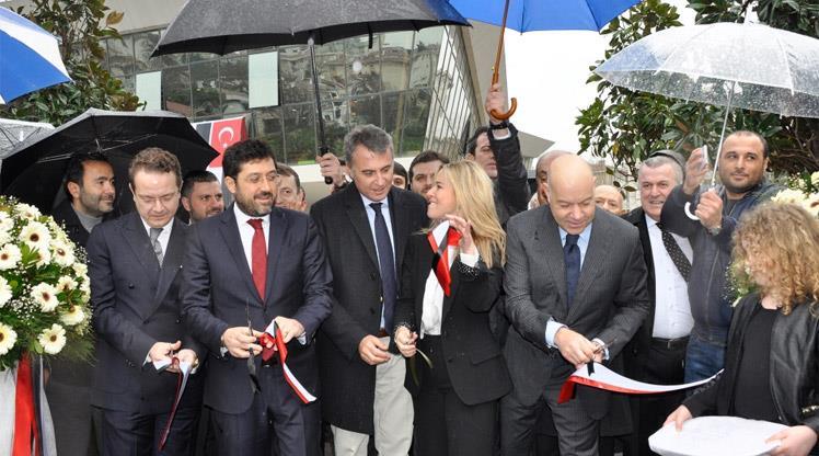 """""""Türkiye'nin en şık tesislerinden birini kazandırdık"""""""