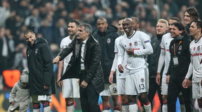 '' 'Beş dakikada Beşiktaş' anlayışından 'Beş yılda Beşiktaş' zirvesine''