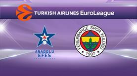 Anadolu Efes-Fenerbahçe