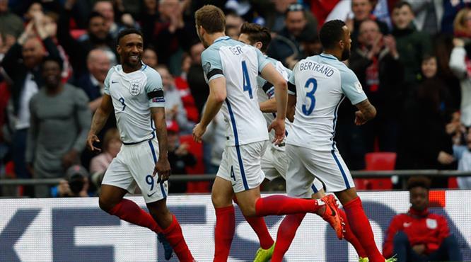 İngiltere Wembley'de sürpriz yapmadı (ÖZET)