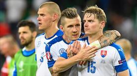 Palabıyık çaldı, Skrtel oynadı, Slovakya kazandı
