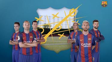 Barça tarzıyla üç taş oyunu