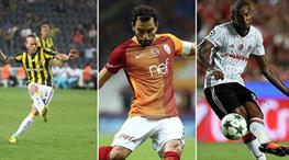 Süper Lig'de bu sezon atılmış en güzel 33 frikik!