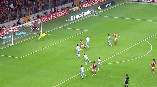 Süper Lig'de sezonun en inanılmaz 34 kurtarışı