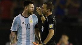 Messi'den küfür savunması