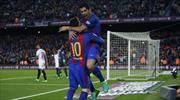 Barça'dan 8 dakikalık resital! (ÖZET)
