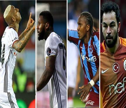 100 bin oy ve işte Süper Lig'in en iyi frikikçisi! Zirvede dev fark!