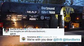 Tüm mesajlar Dortmund ve Bartra için!