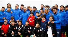 Antalya'da Trabzon mesaisi sürüyor