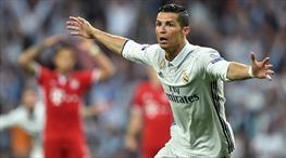 Ronaldo Bayern'i uzatmada bitirdi!