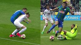 Tartışmalı pozisyona son nokta! Pozisyonlar penaltı mı?
