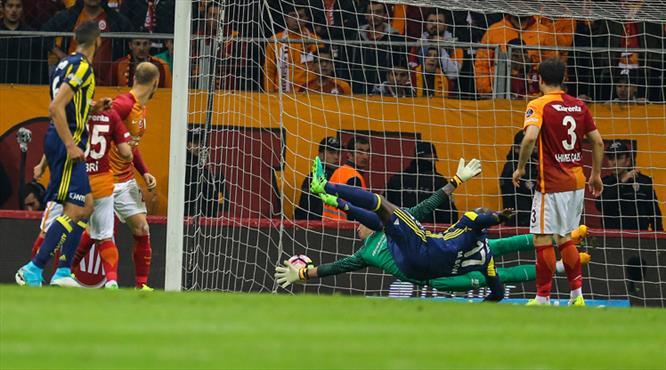İşte Fenerbahçe'ye 90+1'de zaferi getiren gol!