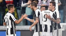 Juventus artık gün sayıyor (ÖZET)