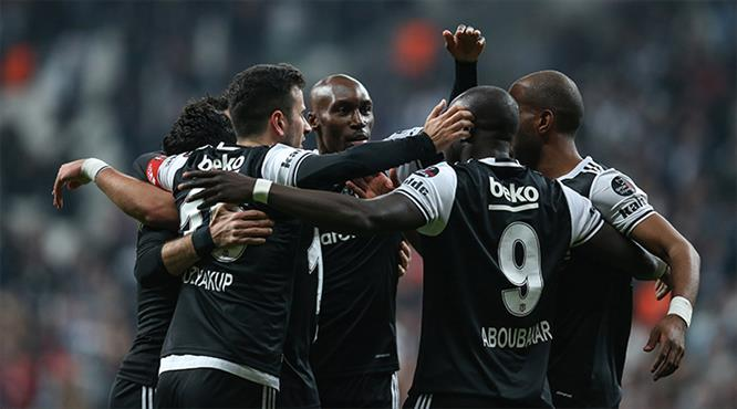 Beşiktaş - Adanaspor: 3-2 (ÖZET)