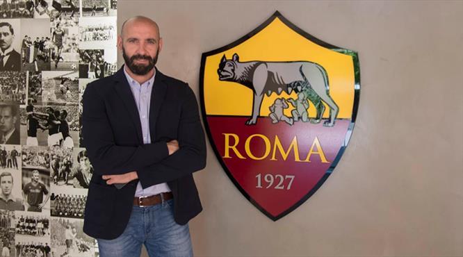 Futbol sihirbazı resmen Roma'da!