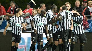 Müthiş maçta gülen Angers! Finaldeler! (ÖZET)