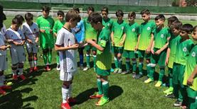 Beşiktaş'ta Futbol ve Dostluk Günü