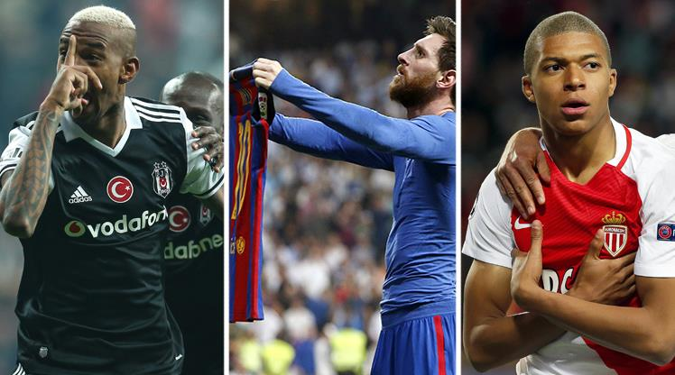 Bu hafta atılan birbirinden güzel golleri siz anlatın! #ALObeIN
