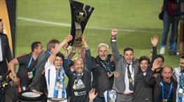 CONCACAF Şampiyonlar Ligi Pachuca'nın!